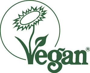 Vegan Logo klein